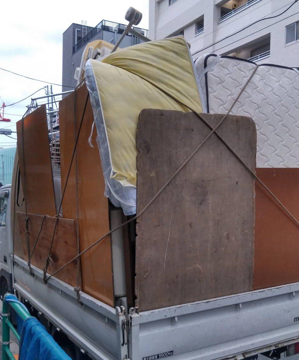 引越し 不用品回収 三浦市
