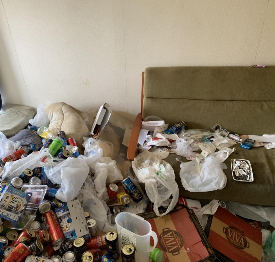 ゴミ屋敷 川越市