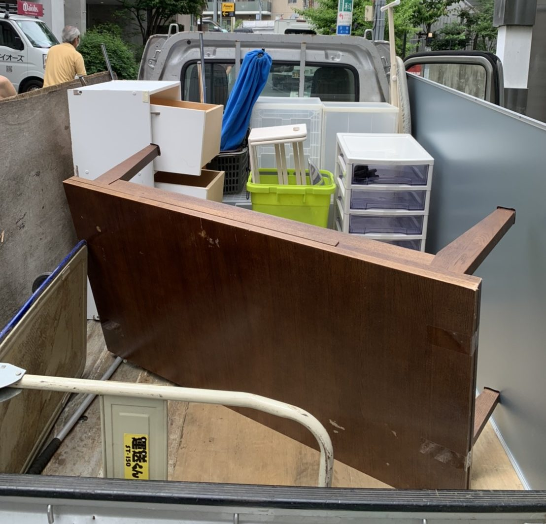 粗大ゴミ回収 東京 即日