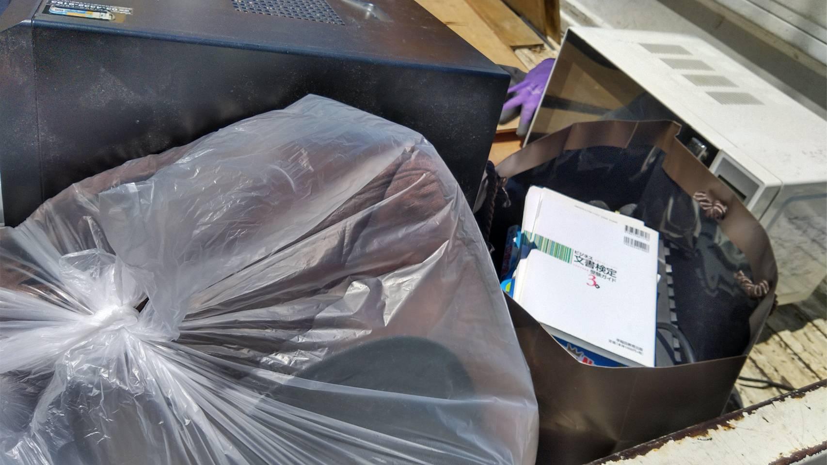 便利屋 ゴミ回収 越谷市