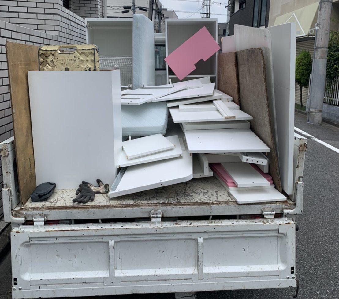 粗大ゴミ回収 片付け 柏市