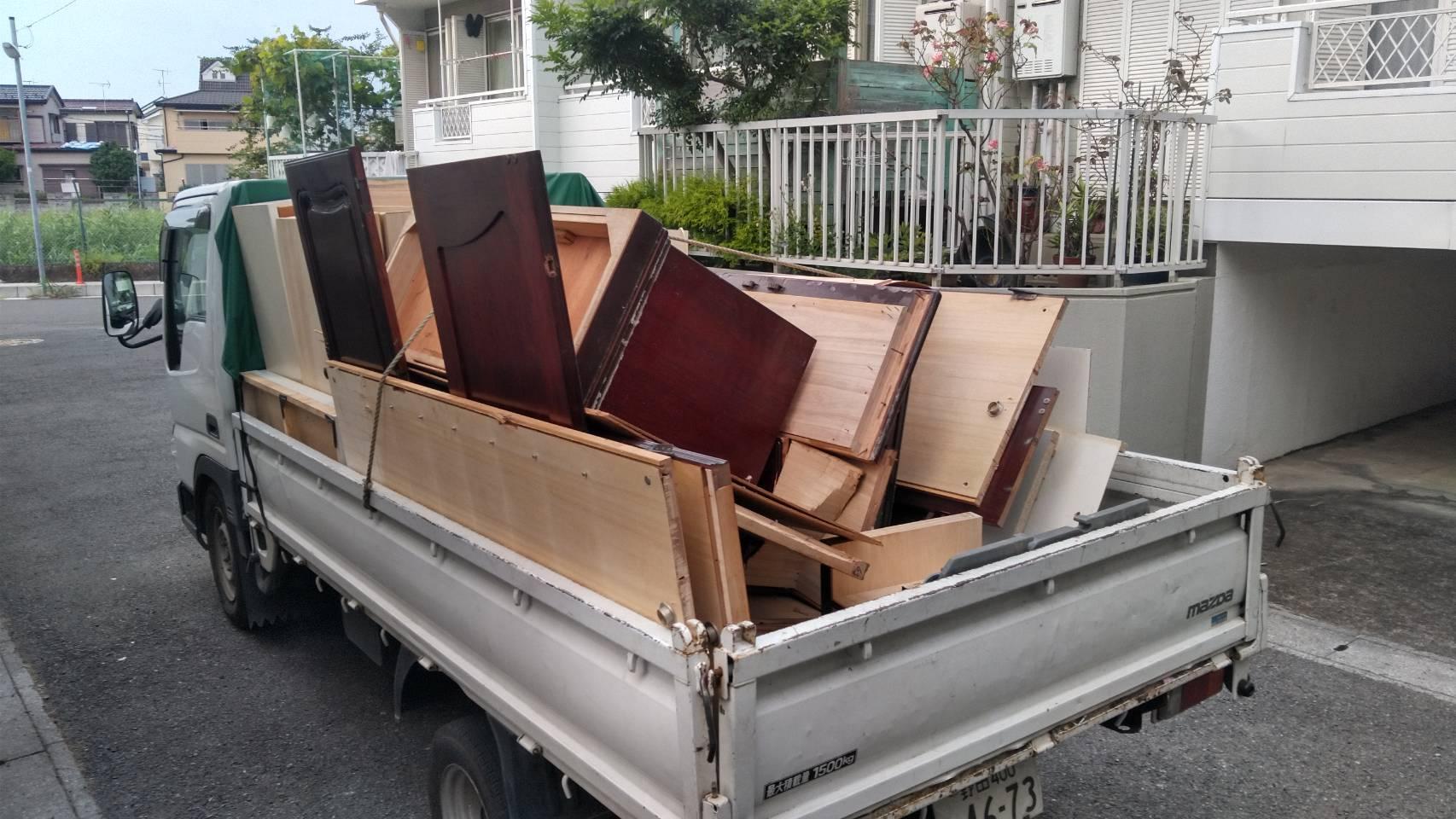 粗大ゴミ 回収 文京区