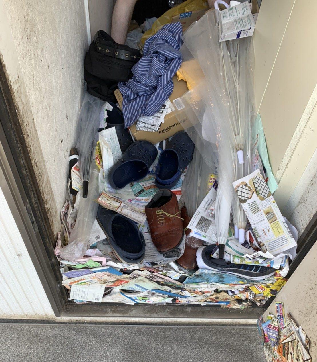 ゴミ屋敷 分割払い 東京