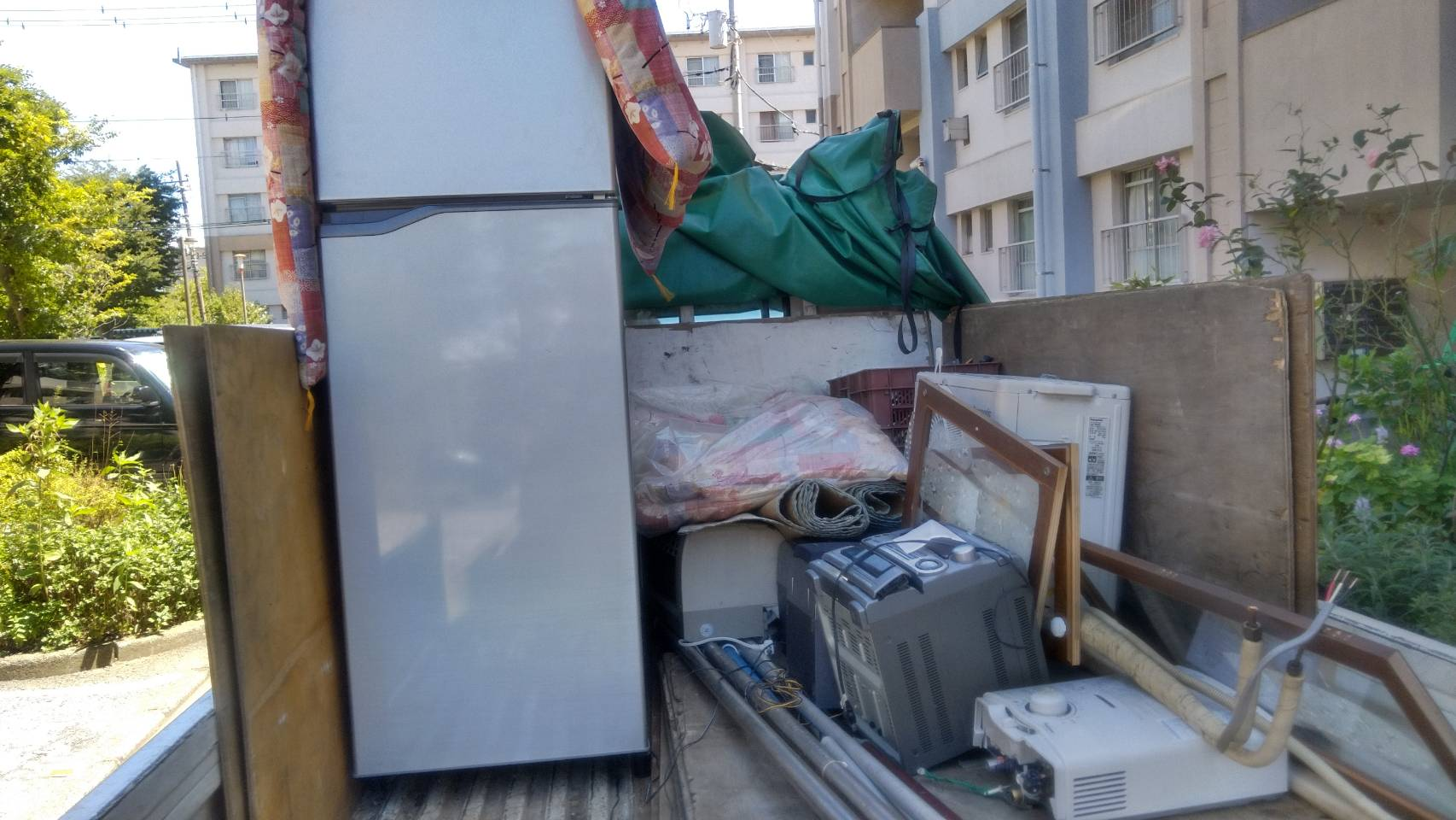 廃品回収 即日 東京