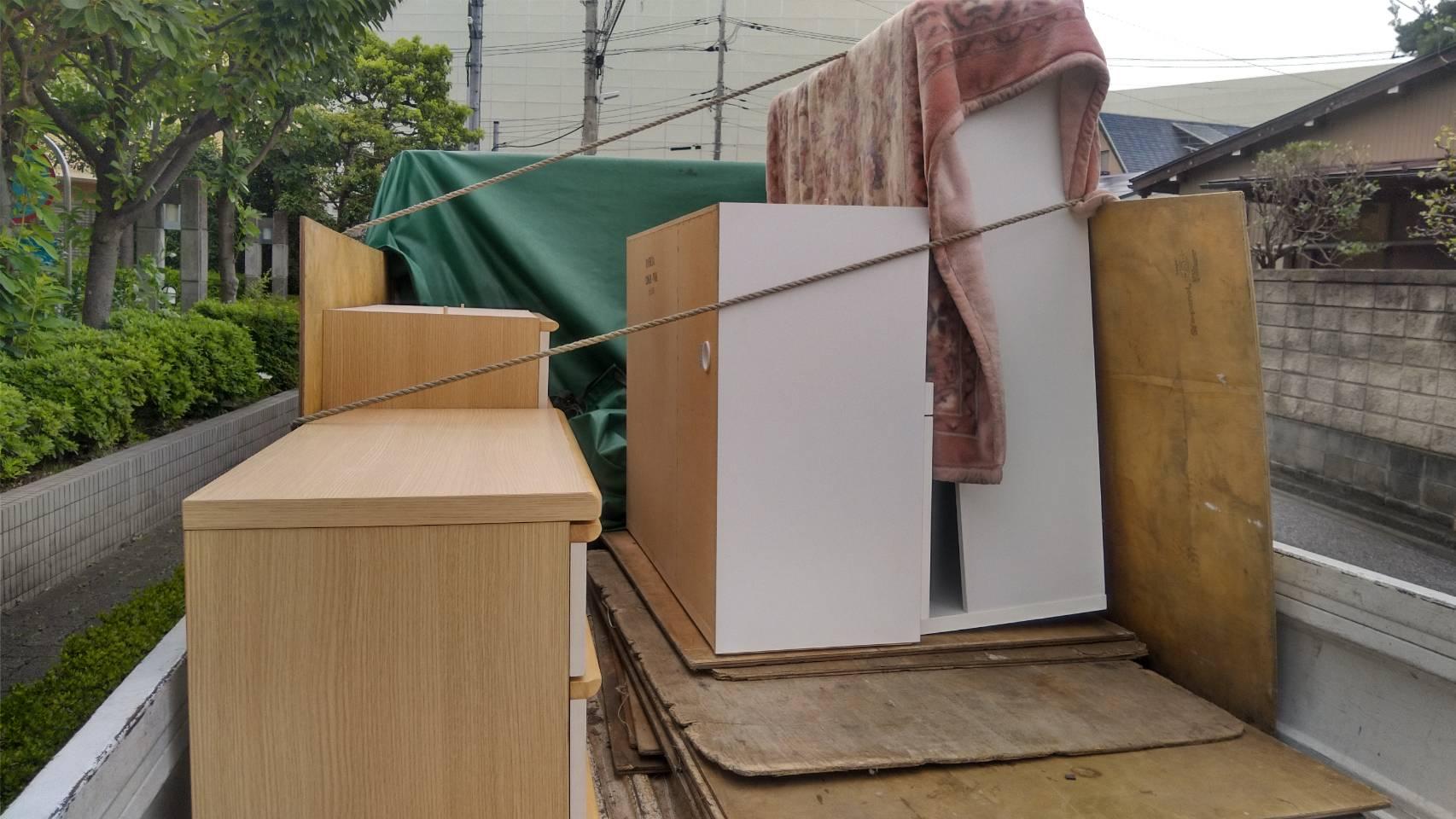 粗大ゴミ回収 即日対応 東京